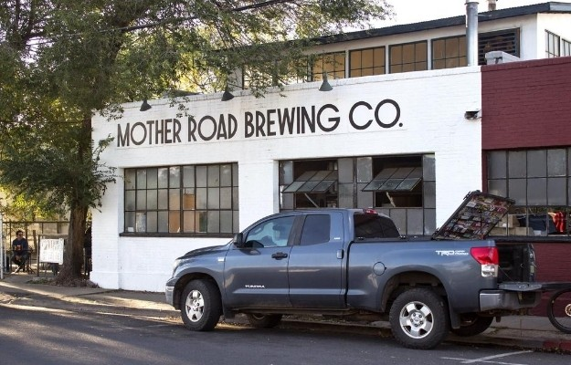 a brewery store named _Mother Road Brewing Co. | Mother Road Brewing Company – Flagstaff | The Top 10 Arizona Breweries To Visit