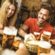 group of friends drinking and chilling together   feature   The Top 10 Arizona Breweries To Visit