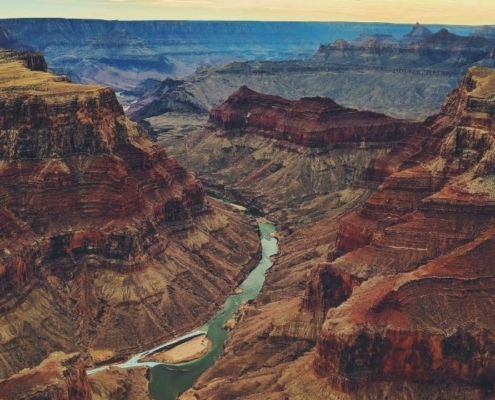 Grand Canyon sightseeing with mountain view   Feature   Why You Should Visit Northern Arizona
