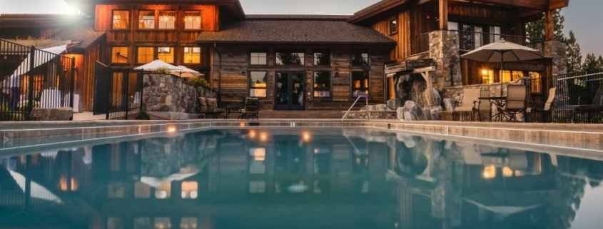 a wood villa with the pool on the front   Feature   Local Keyword Density Reports with Local SEO