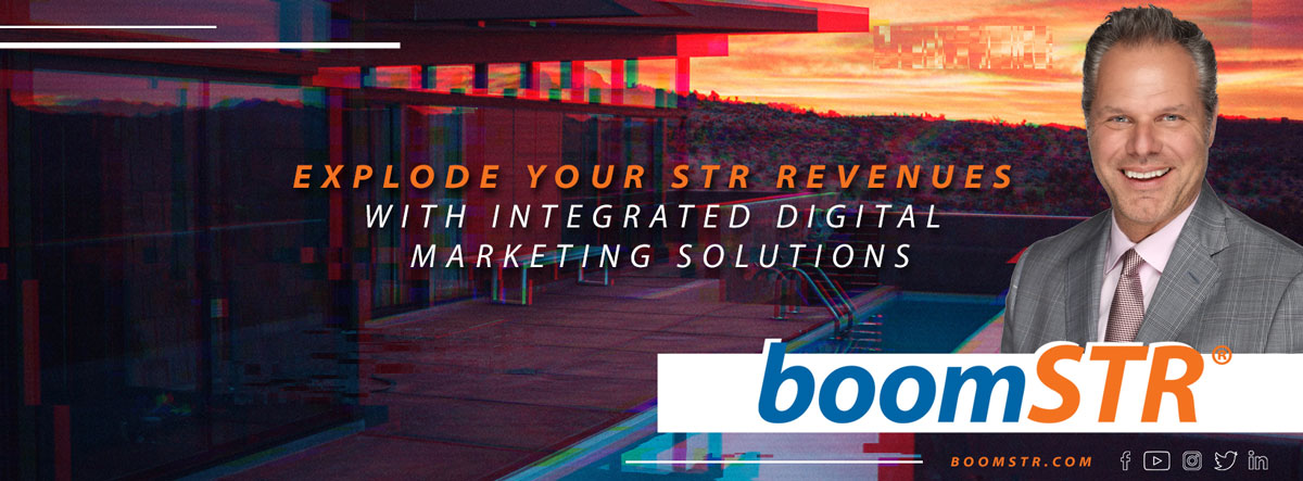 Boomstr Short Term rental marketing services